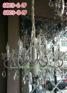 Lampu Cristal CF 6803-6-8