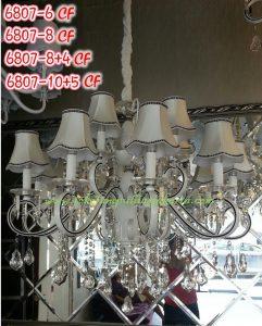 Lampu Cristal CF 6807-6