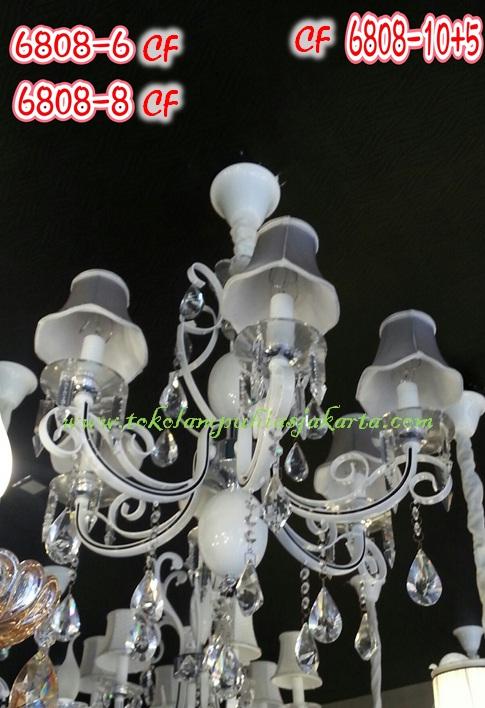 Lampu Cristal CF 6808-6