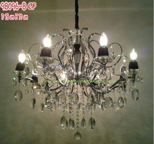 Lampu Cristal CF 98096-8