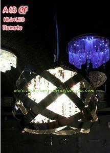 Lampu Cristal CF A68