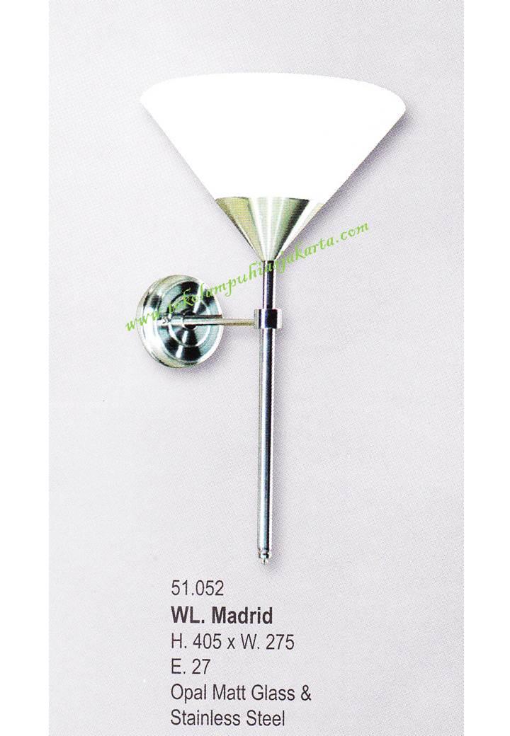 Lampu Dinding Minimalis WL Madrid