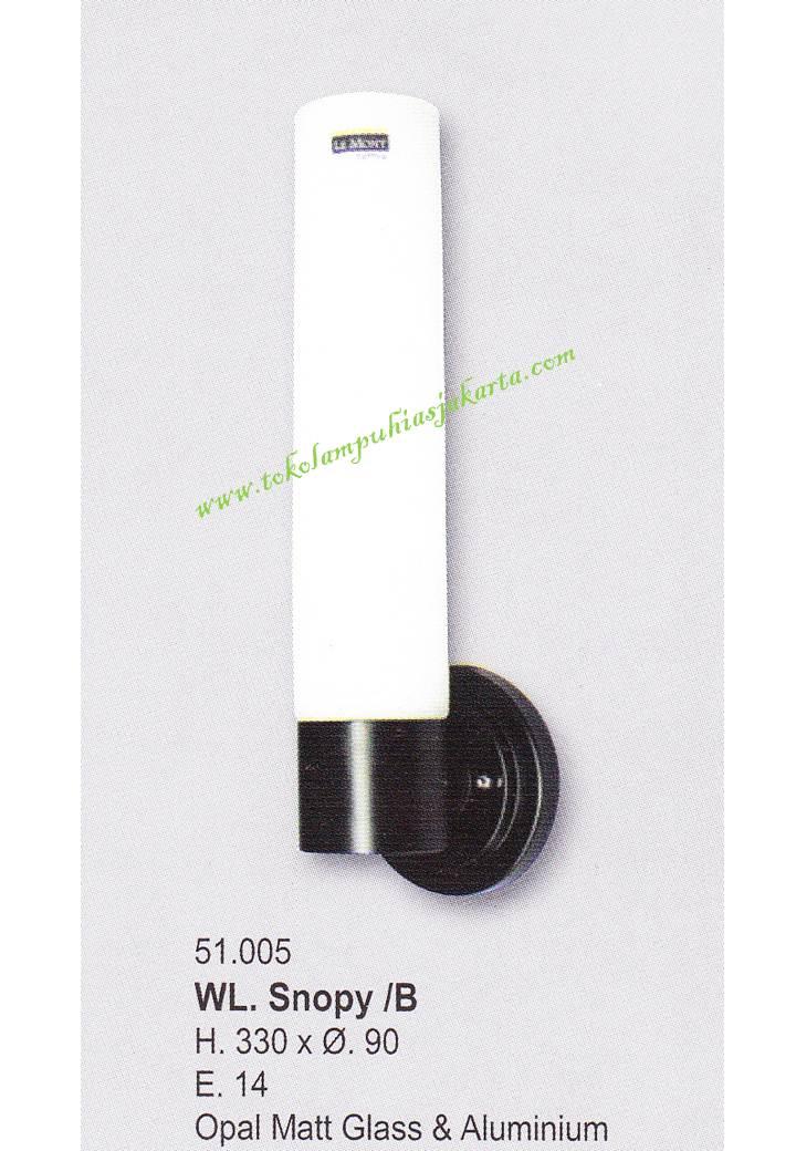 Lampu Dinding Minimalis WL Snopy-B