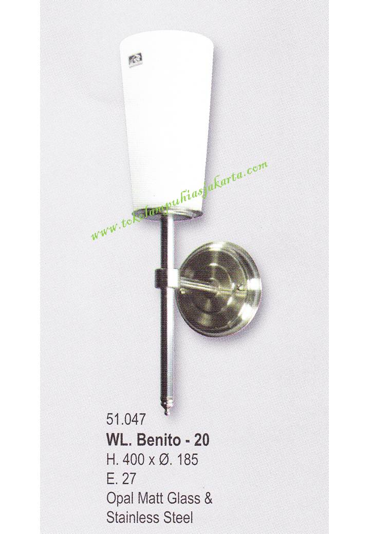 Lampu Dinding Minimalis WL.Benito-20