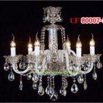 Lampu Gantung Kristal Tipe CF 80007-8