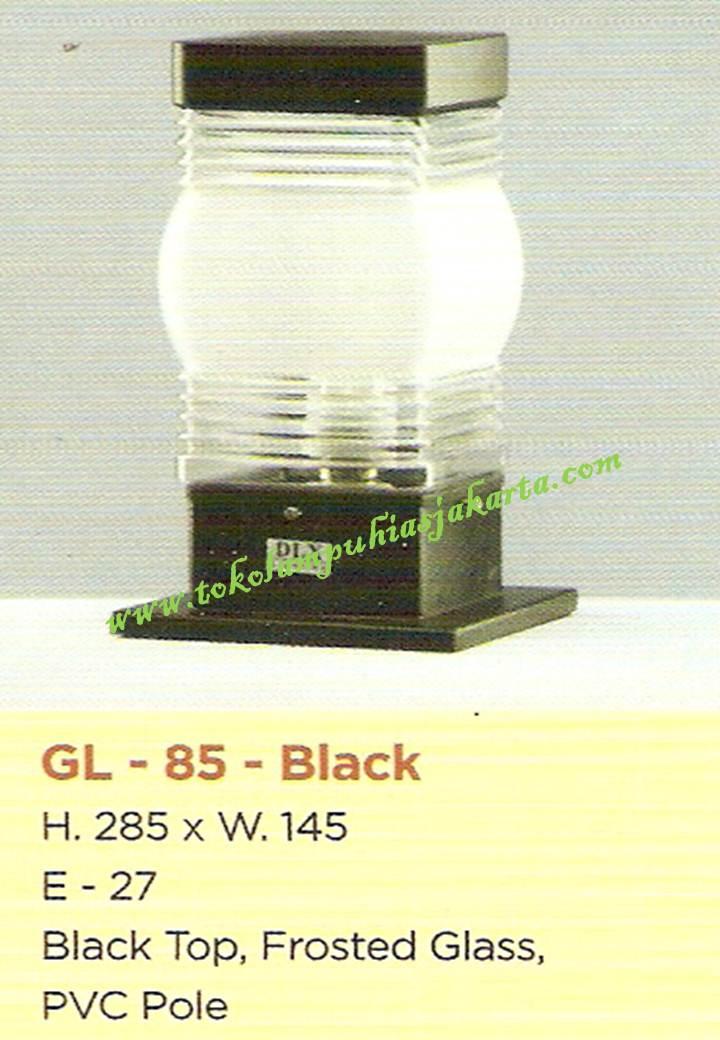 Lampu Taman GL-85-Black