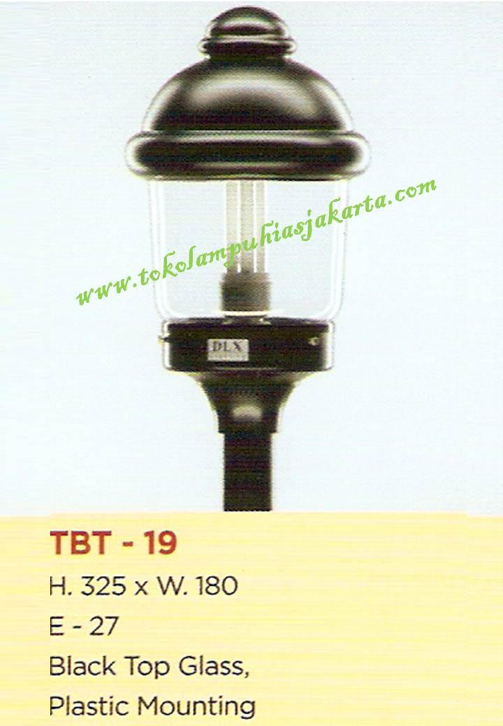 Lampu Taman TBT-19