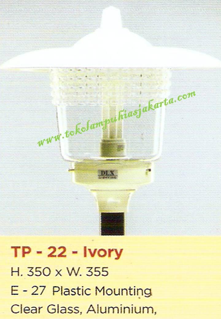 Lampu Taman TP-22-Ivory
