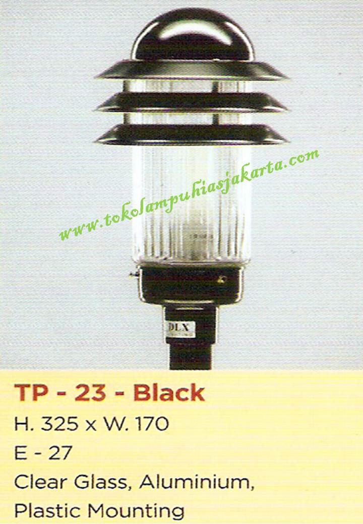 Lampu Taman TP-23-Black