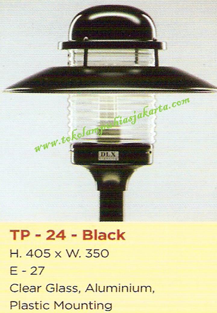 Lampu Taman TP-24-Black