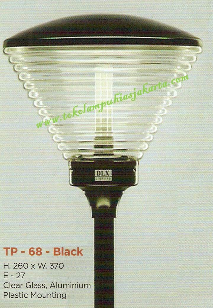 Lampu Taman TP-68-Black