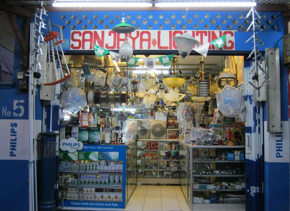 Sanjaya-Lighting