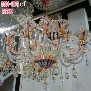 Lampu Krystal CF 5001-10-5