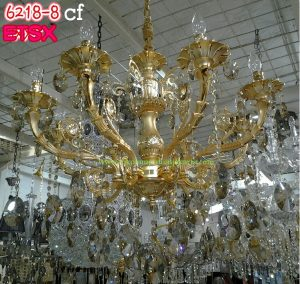 Lampu Krystal CF 6218-8