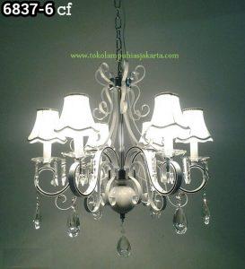 Lampu Krystal CF 6837-6