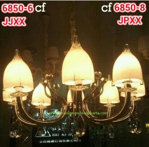 Lampu Krystal CF 6850-6