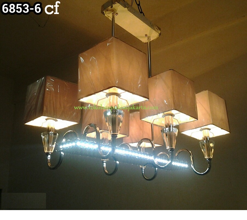 Lampu Krystal CF 6853-6