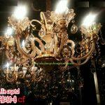 Lampu Krystal CF 98260-8