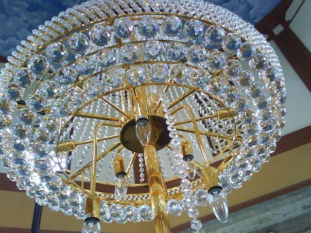 Solusi Tepat Cuci & Service Lampu Kristal Jakarta