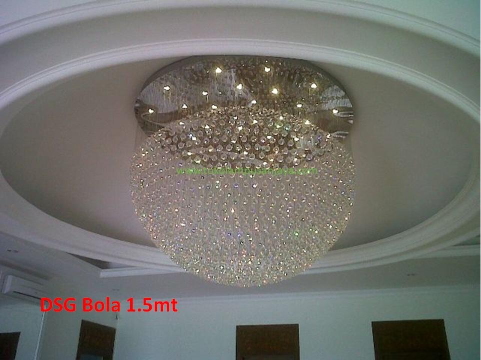 Kristal DSG-Bola 1,5mt