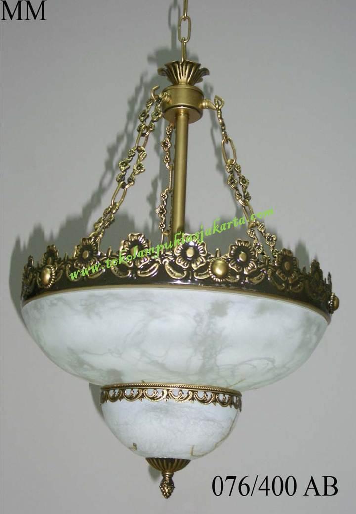 Lampu Antik Engkel 076-400 AB