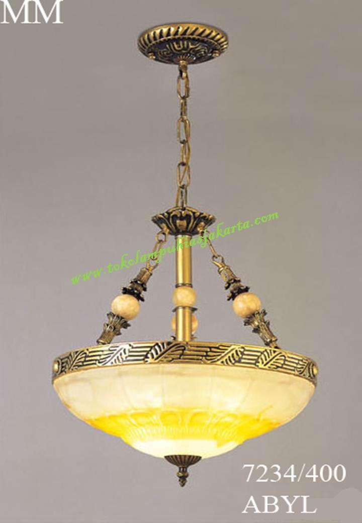 Lampu Antik Engkel 7234-400 ABYL