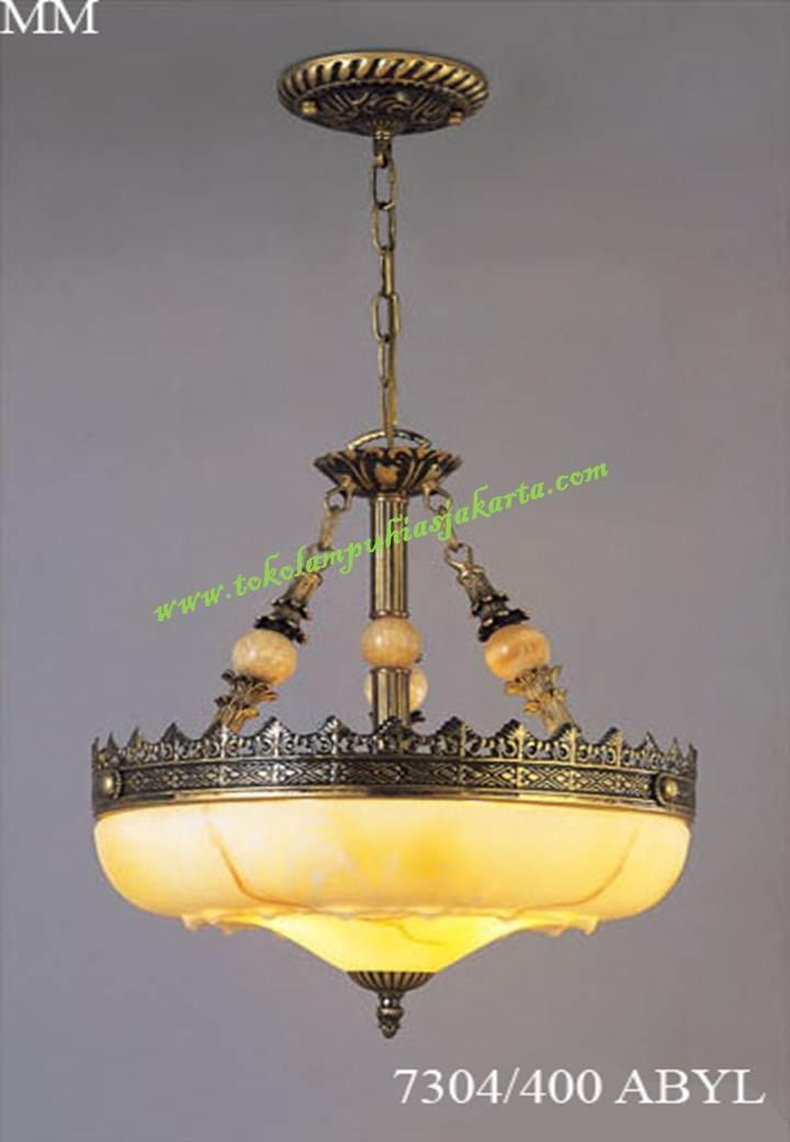 Lampu Antik Engkel 7304-400 ABYL