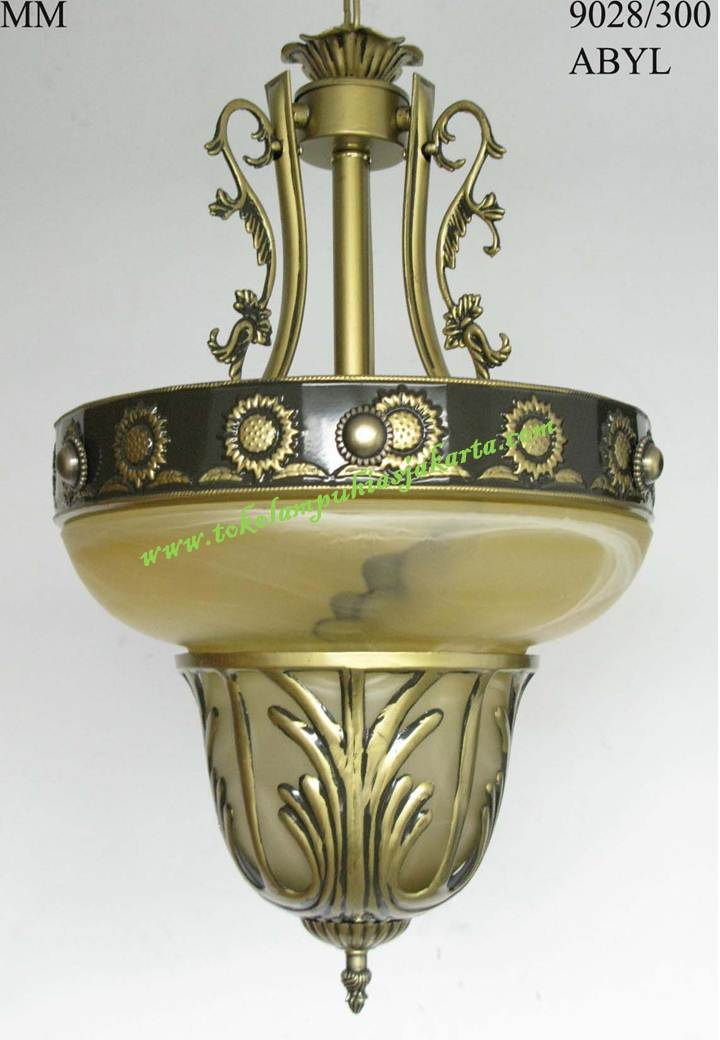 Lampu Antik Engkel 9028-300 ABYL
