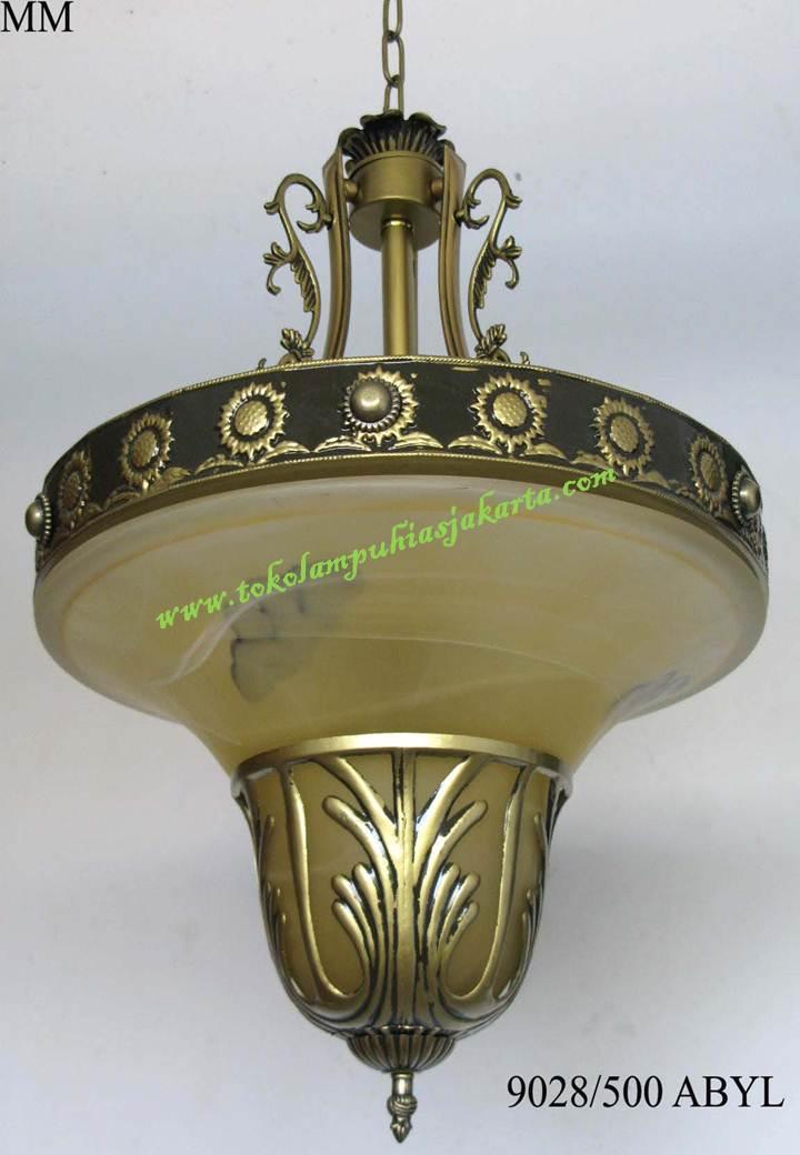 Lampu Antik Engkel 9029-500 ABYL