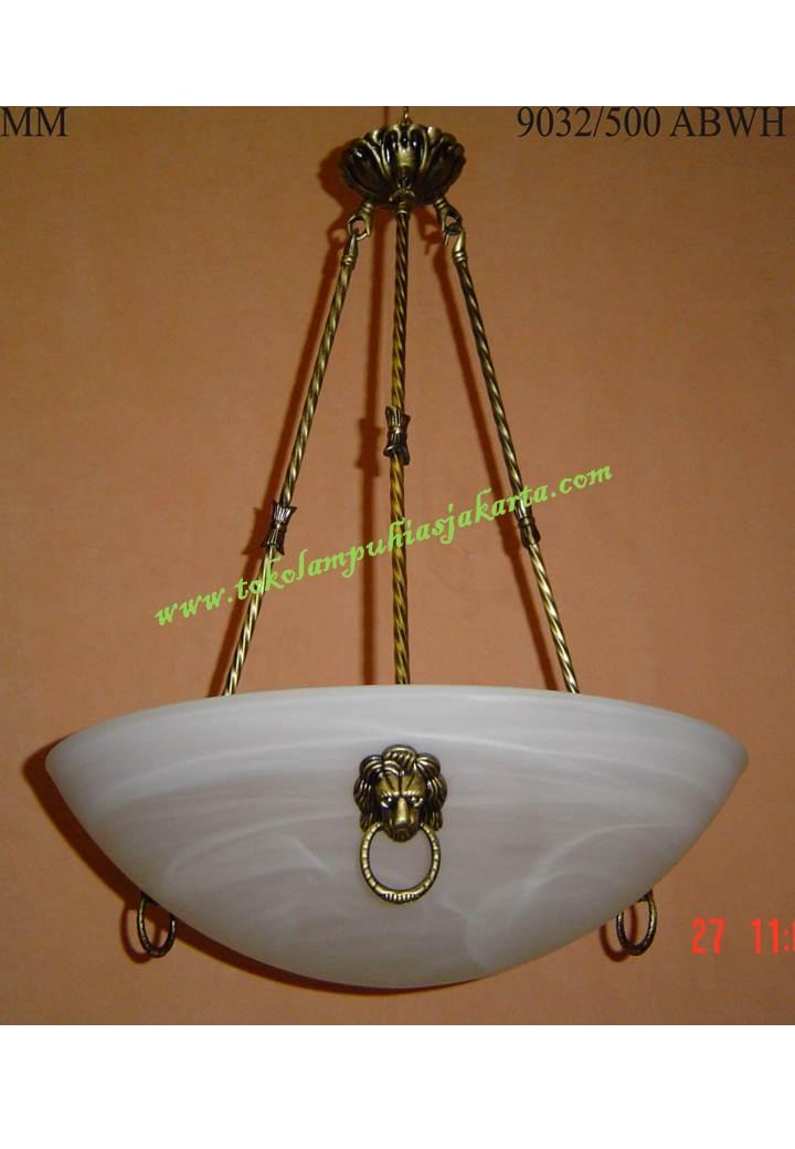 Lampu Antik Engkel 9032-500 ABYL