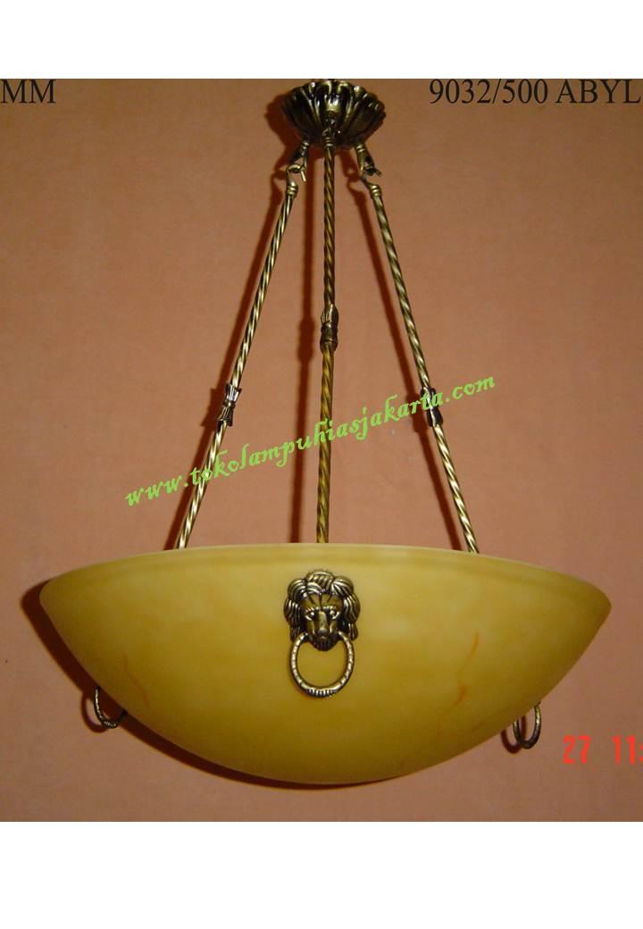 Lampu Antik Engkel 9032-500