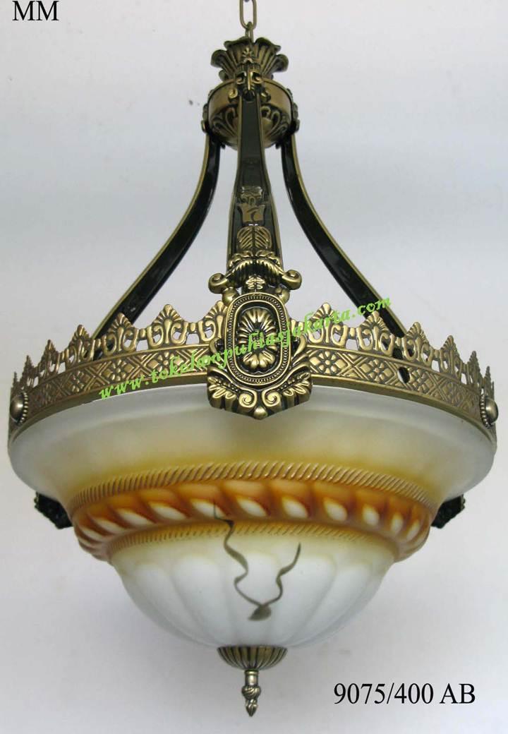 Lampu Antik Engkel 9075-300 AB (2)