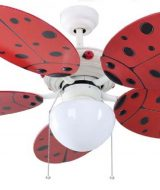 LAMPU KIPAS MT EDMA LADYBIRD 42in CEILING FAN