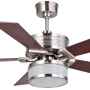 LAMPU KIPAS MT EDMA METRO 52in CEILING FAN