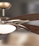 LAMPU KIPAS MT EDMA MODERN VIPER 52in CEILING FAN